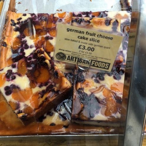 Pretty German cake